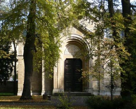Weimar 18 Historischer Friedhof