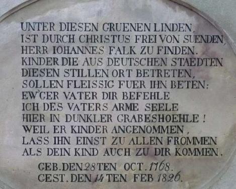 Weimar 14 Historischer Friedhof