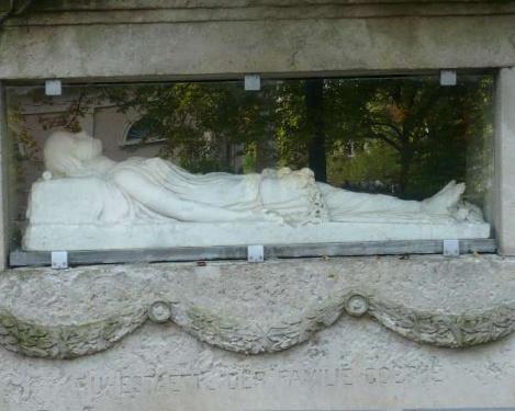Weimar 12 Historischer Friedhof_Fam.Goethe