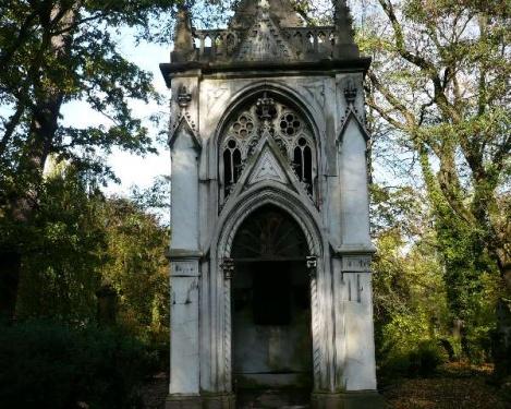 Weimar 10 Historischer Friedhof