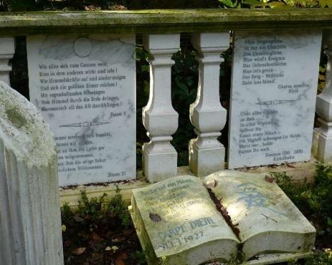 Weimar 8 Historischer Friedhof