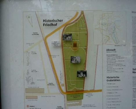 Weimar 1 Historischer Friedhof