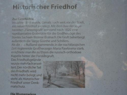 Weimar 1a Historischer Friedhof