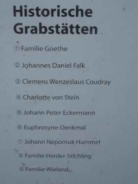 Weimar 1b Historischer Friedhof