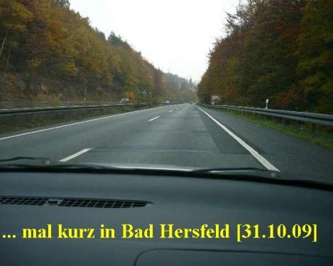 Bad Hersfeld a 31.10.09