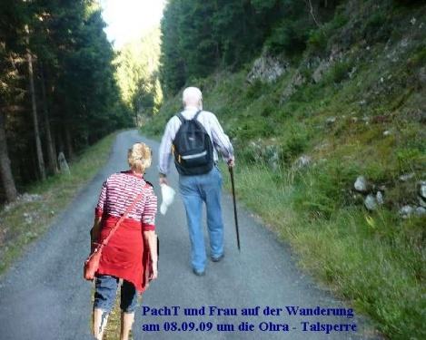 40 gemeinsame Wanderjahre