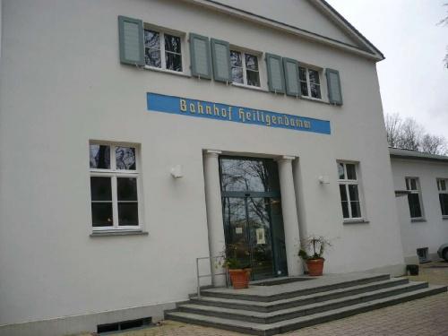 MOLLI - Bahnhof Heiligendamm