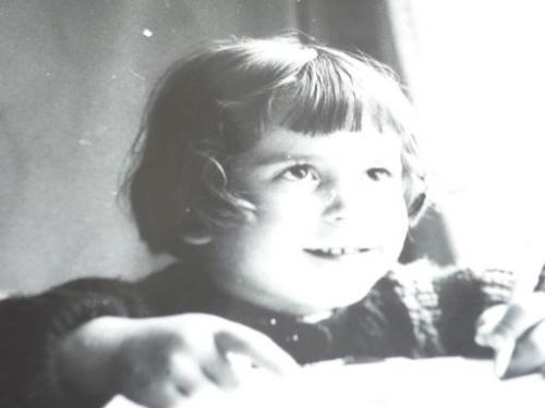 Susann Fabiero im Spt. 1967 (Parodie)