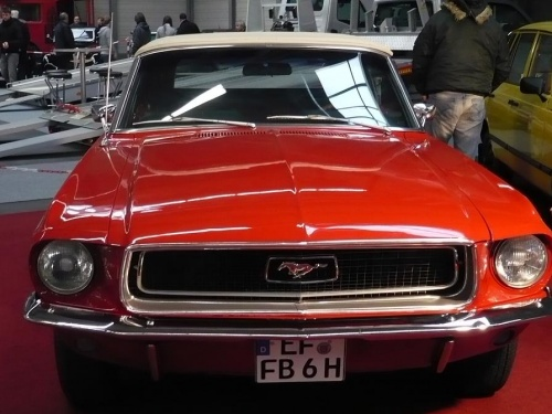 Automobilmesse 2010 EF 3