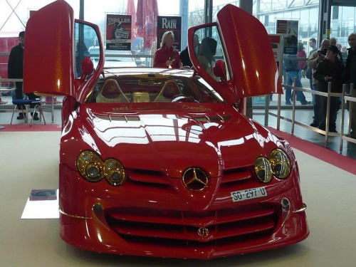 Automobilmesse 2010 EF 4