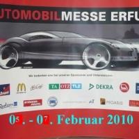 09.02.10 + Automobilmesse Erfurt + Ein nur kleiner Einblick +