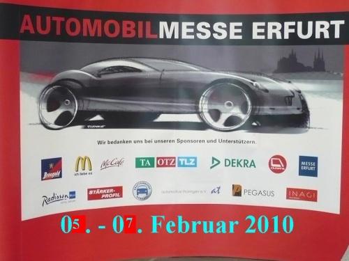 Automobilmesse 2010 ERFURT