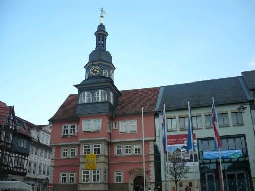 Eisenach_Rathaus 22.03.10