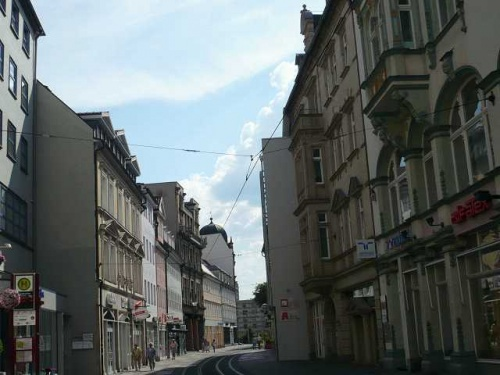 ERFURT - Neuwerkstraße