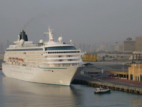 10 Die Yacht des Scheichs von Dubai