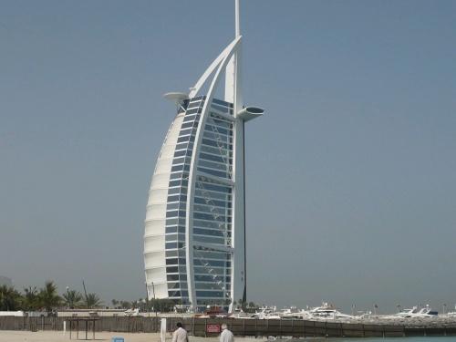 12 Dubai Hotel Burj Al Arab