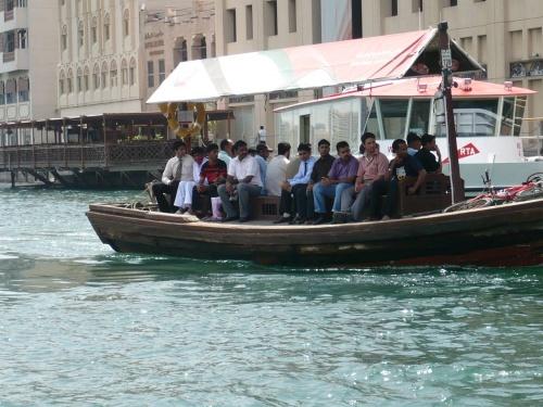 16 Dubai Auf dem Creck