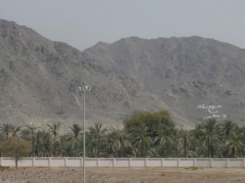 28 Fujairah Landschaft