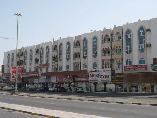 29 Fujairah Straßeneinblick