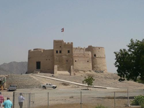 33 Fujairah Fort