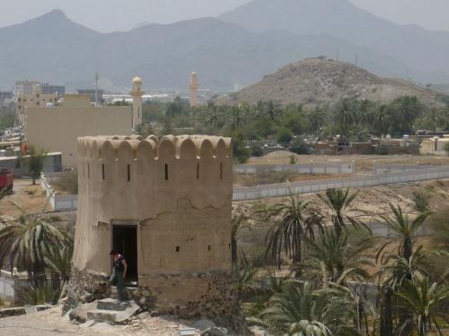 42 Fujairah Portug. Wachturm