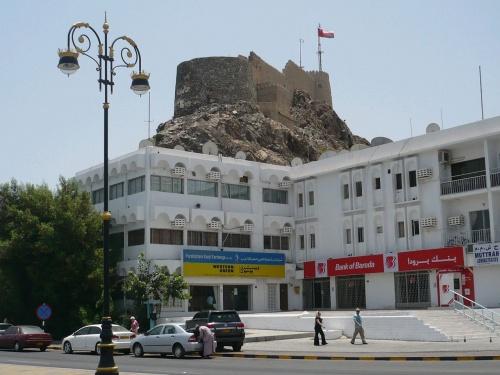 59 Muskat Portug. Festung