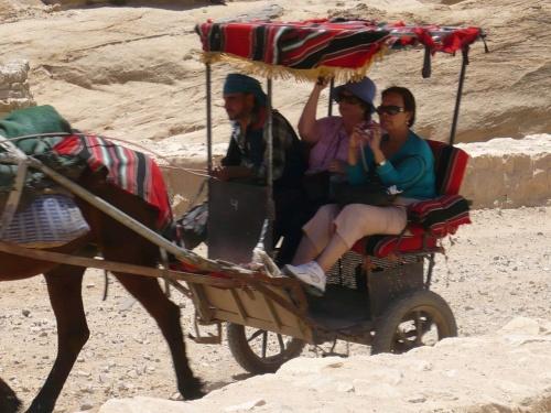 102 Akaba Fahrt nach PETRA