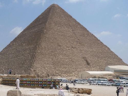 135 Gizeh Cheopspyramide