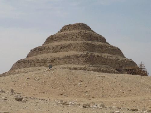 143 Sakkara Älteste Pyramide