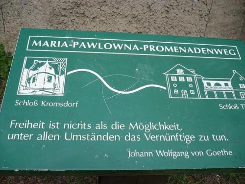 Maria-Pawlowna-Promenadenweg 2
