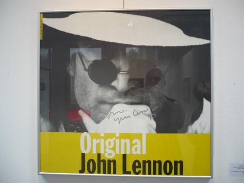 John Lennon Ausstellung