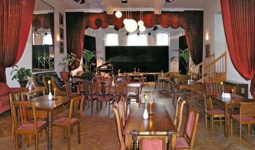 Erfurter Szene-Cafe Nerly