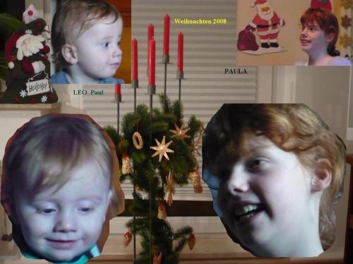 Erinnerung an Weihnachten2008