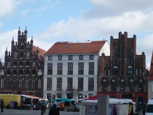 Greifswald Altstatdt