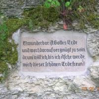 07.04.11  ##  Nüchterne BETRACHTUNG zum VERHÄLTNIS des MENSCHEN zu den vier ELEMENTEN  ##