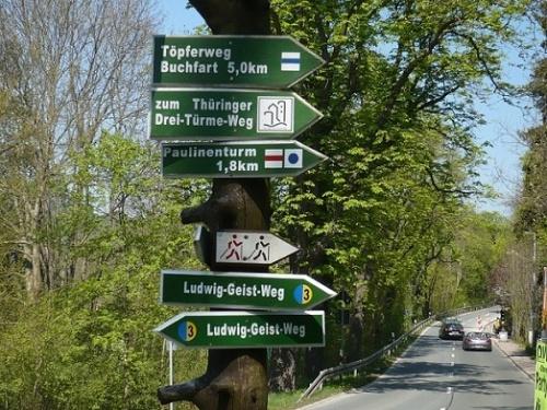 Bad Berka Osterausflug