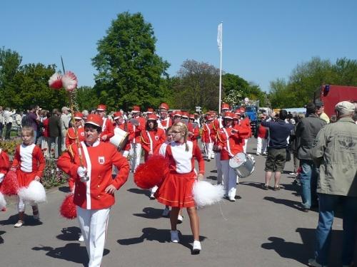50 Jahre IGA - ega - egapark Erfurt Mai 2011
