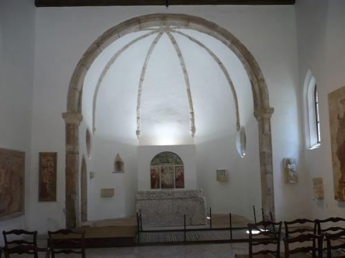 Brijuni-Insel Kapelle T3