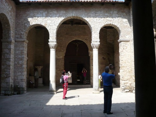 Porec_ Euphrasius-Basilika T4