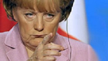 Merkel ... b?se