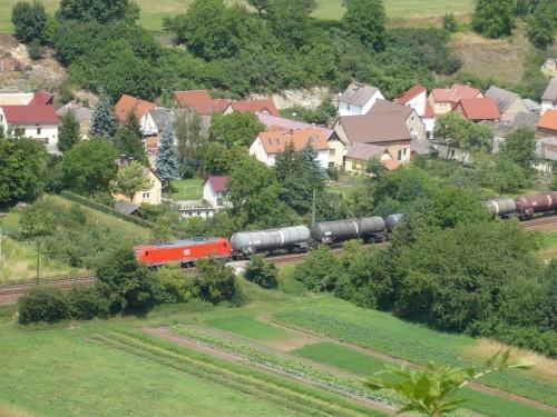Blick von der Rudelsburg