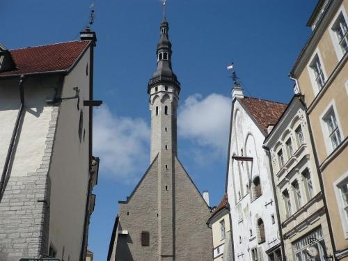 Tallinn _ Rathausturm