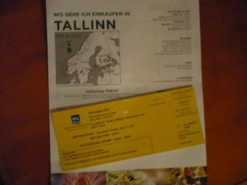 Erster Landgang _ TALLINN