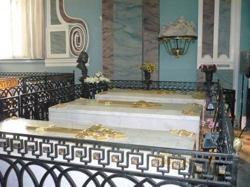 Stbg_ Peter-Pauls-Kathedrale Grabmal