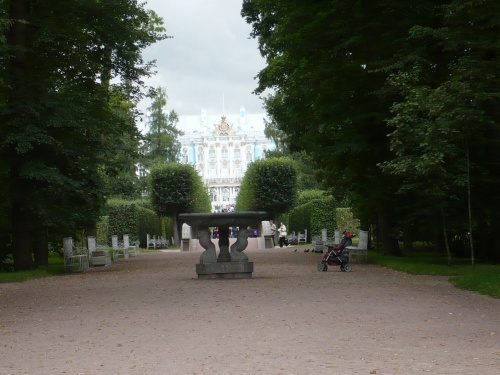 StPbg_ Park am Katharinenpalast Impressionen 9