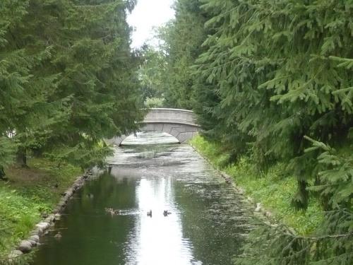 StPbg_ Park am Katharinenpalast Impressionen 7
