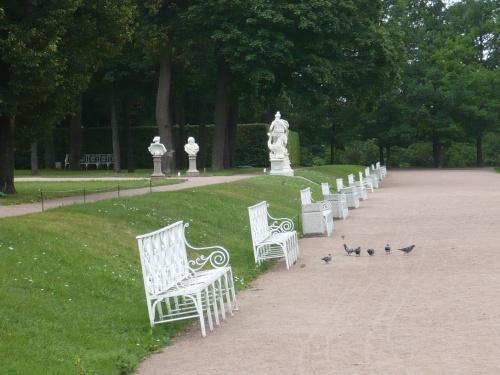 StPbg_ Park am Katharinenpalast Impressionen 5
