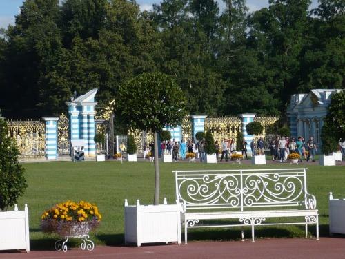 StPbg_ Park am Katharinenpalast Impressionen 1
