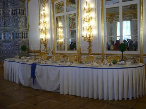 StPbg_ Katharinenpalast Esszimmer