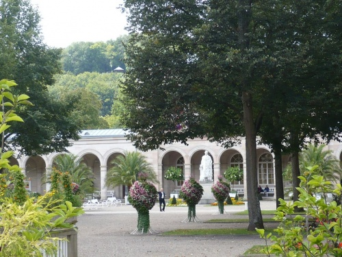 Impressionen aus Bad Kissingen